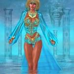 Постер, плакат: Ocean Goddess
