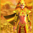 Постер, плакат: Egyptian Warrior Queen