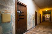 Dachau prison — Stock Photo