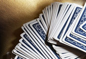 Deck of cards — Stock Photo