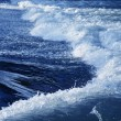 Wave and water flow - Stock Photo