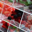 Stock Photo: Sweets different colors