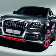 Stock Photo: AUDI SUV Q5
