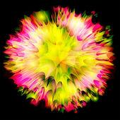 Explosion design — Stockvektor