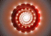 Abstract spiral — Stock Vector