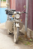 Moped — Stockfoto