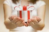 Czas prezentów — Zdjęcie stockowe