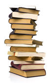 Pilha de livros — Fotografia Stock