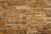 Stones wall background — Stock Photo