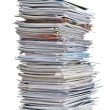 Magazines — Stock Photo #34608033