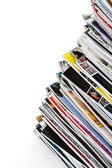 Magazines — Stock Photo