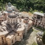 Monastery Hilandar — Stock Photo #36379045