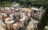 Monastery Hilandar — Stock Photo