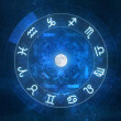 Zodiac Signs - Horoscope — Stock Photo