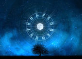 Zodiac Signs - Tree of Life — Foto Stock