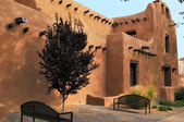 Architecture of Santa Fe — Stock Photo
