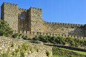 Trujillo Castle (Extremadura, Spain) — Stock Photo