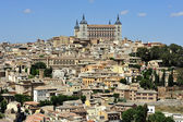 View of Toledo — Stock Photo