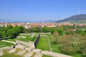 Fortress of Pamplona — Stock Photo