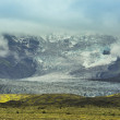 Lanscape of southern Iceland, national park Vatnajokull — Stock Photo #21130255
