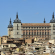 Stock Photo: View of Toledo (Spain)