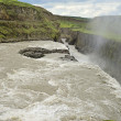 Waterfall Gullfoss, Iceland — Stock Photo #21274685
