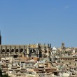 Cathedral of Toledo (Spain) — Stock Photo