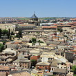 View of Toledo (Spain) — Stock Photo