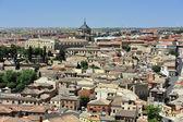 View of Toledo (Spain) — Zdjęcie stockowe