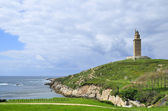 Tower of Hercules — 图库照片