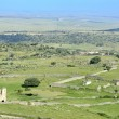 View from Trujillo Castle (Extremadura, Spain) — Stock Photo