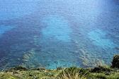 Zatoki cala boquer, majorka, hiszpania — Zdjęcie stockowe