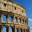 Flavian amphitheater (Colosseum), Rome — Stock Photo