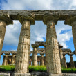 Temple of Hera — Stock Photo #35854051