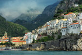 Amalfi view — Stock Photo