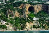 Amalfi coast, Campania, Italy — Foto Stock