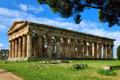 Temple of Neptune (Poseidon) — Stock Photo