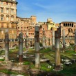 The square Largo di Torre Argentina, Rome — Stock Photo
