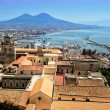 Naples and Vesuvius, Italy — Stock Photo #36660287