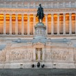 National Monument to Victor Emmanuel II (Altare dellPatria), p — Stock Photo #38279287
