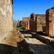 Street of Pompeii, Italy — Stock Photo #38279301