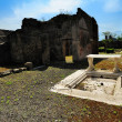 Ruins of romhouse, Pompeii — Stock Photo #38279309