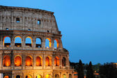 Flavian amphitheatre (Colosseum), Rome — Stock Photo