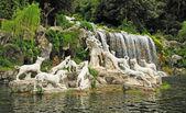 Venus and Adonis Fountain, Caserta Garden — Foto Stock