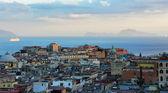 Evening Naples, Italy — Foto Stock