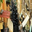 Alley in Naples, Italy — Stock Photo #38662251