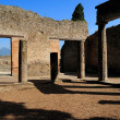 Ruins of romhouse, Pompeii — Stock Photo #38662295
