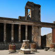 Tribunal in Basilica, Pompeii — Stock Photo #38662303