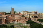 The Roman Forum (Foro Romano), Rome — Stock Photo