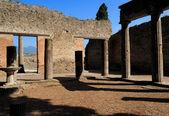 Ruins of roman house, Pompeii — Stockfoto